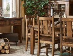 Tepe Home Klasik Ahşap Sandalye