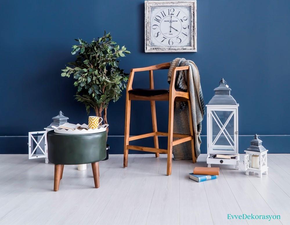Uzun sandalye modeli