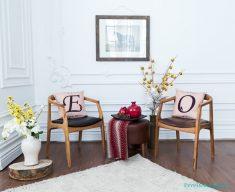 Tepe Home Kısa Sandalye