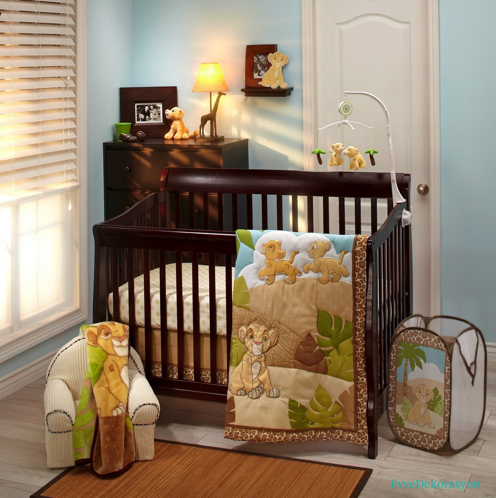 Bebek odası renk tercihi