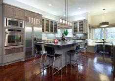 Açık mutfak salon tasarımı