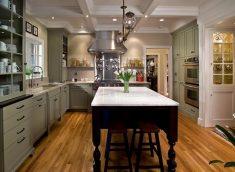 Ada masa açık mutfak