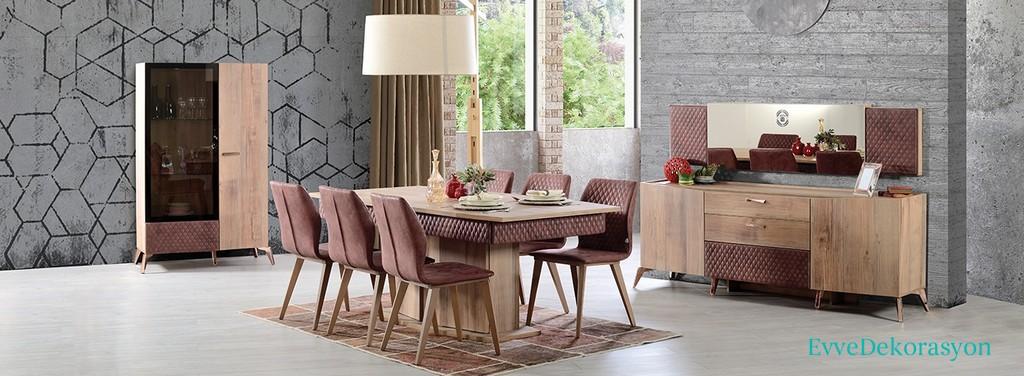 Alfemo Yemek Odası Masaları