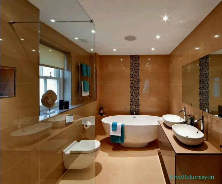 Banyo alçıpan tavan