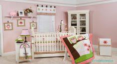 Bebek odası stil fikirleri