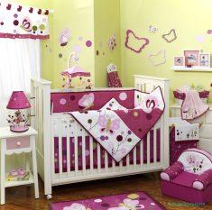 Mor bebek odası örneği