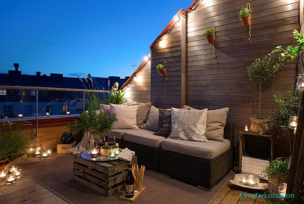 Çatı mobilyası
