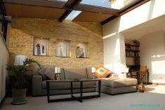 Çatılarda ışık kullanımı