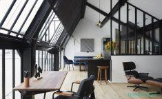 Çelik çatı ev