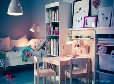 Çocuk Odası Avize Stili