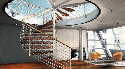 Merdiven Tasarımları İçin Önemli Tüyolar