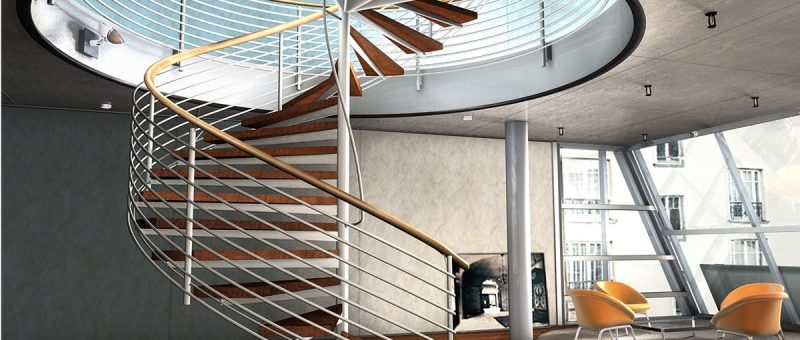 Merdiven Tasarımı İçin Önemli Tüyolar