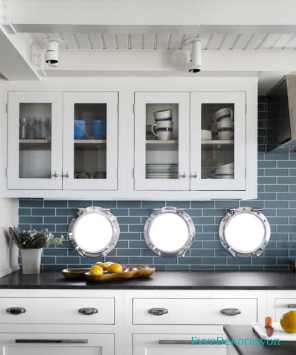 Mutfak dolabı pencere örnekleri