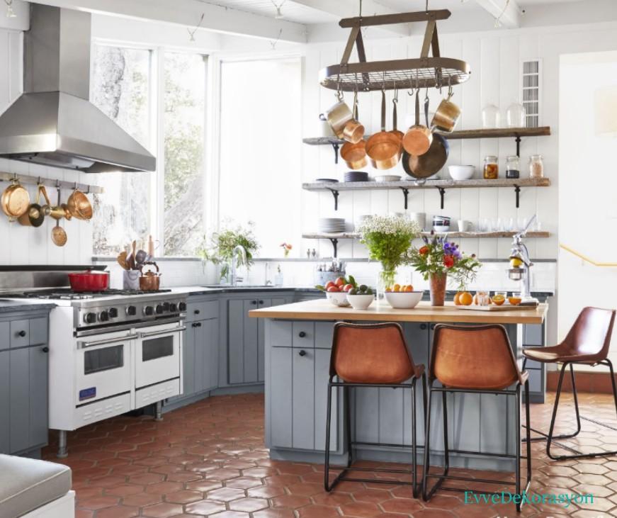 Eski mutfak stili