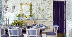 Evlerde ve salonlarda renk modelleri