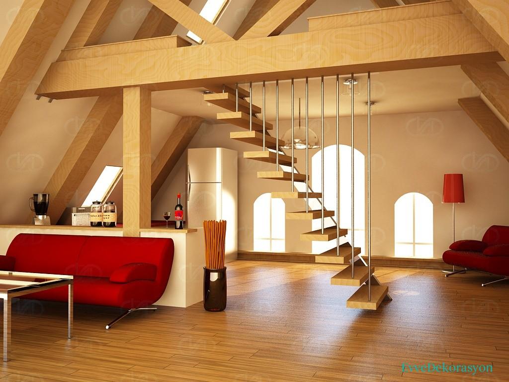 İlgin çatı tasarımı