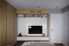 Yatak Odası Tv Ünitesi