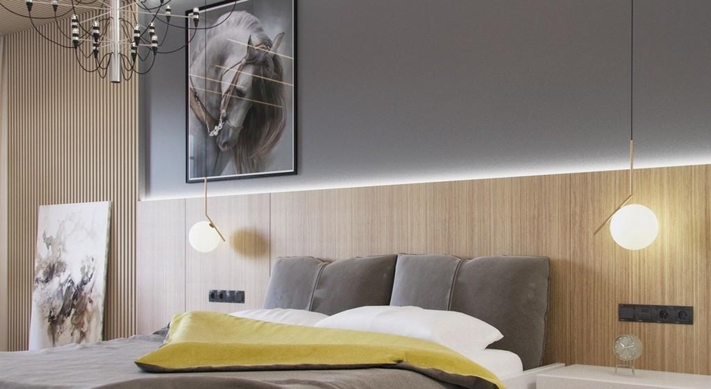 Aerodinamik yatak odası dizaynı