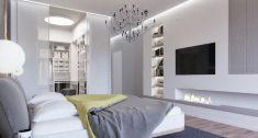 Yatak odası avizesi