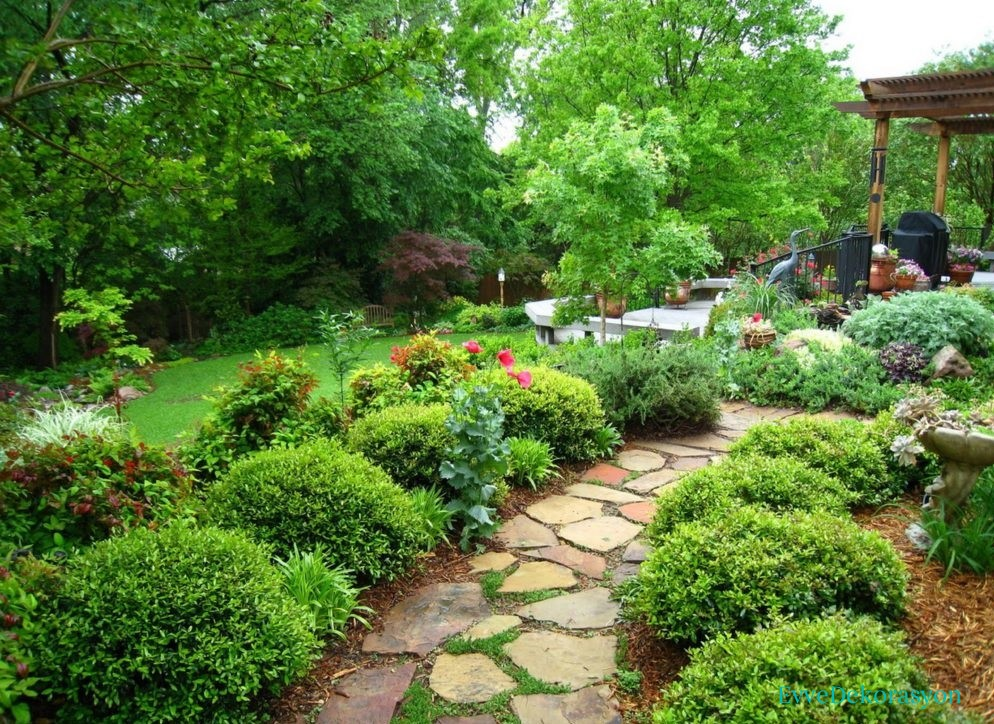 En güzel bahçeler