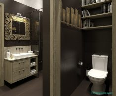 Banyo dekoratif eşyalar