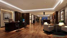 Ofis tasarımı asma tavanlar