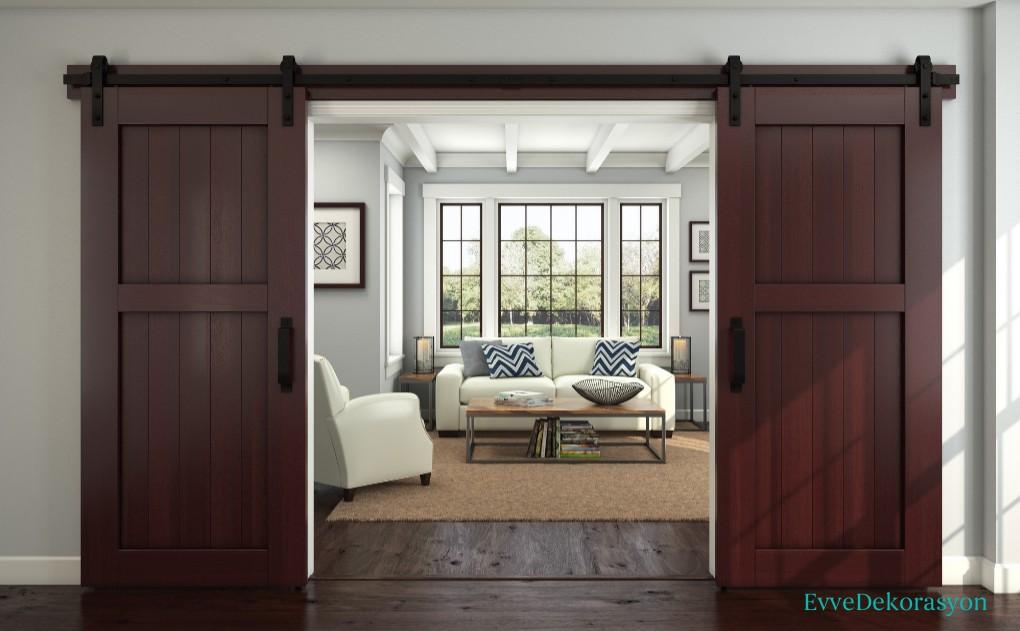 Ev iç kapıları