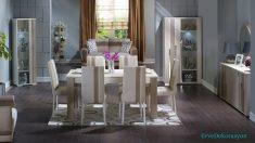 İstikbal Mobilya Yemek Odası Stili