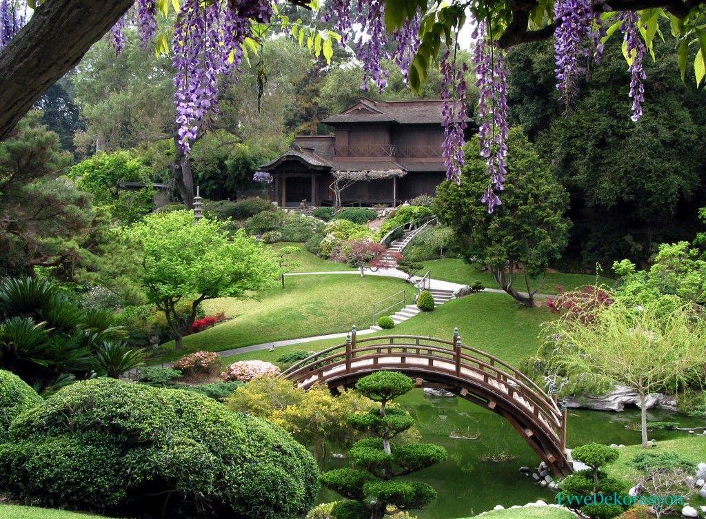 Japon bahçe stili