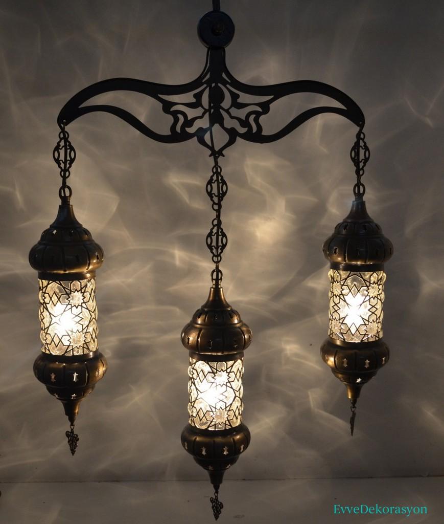 Kandil lambalar