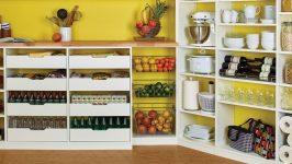 Mutfaklar İçin Kiler Modelleri