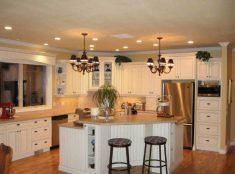 Klasik amerikan mutfak tasarımı