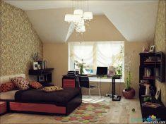 Çatı odası renk seçimi