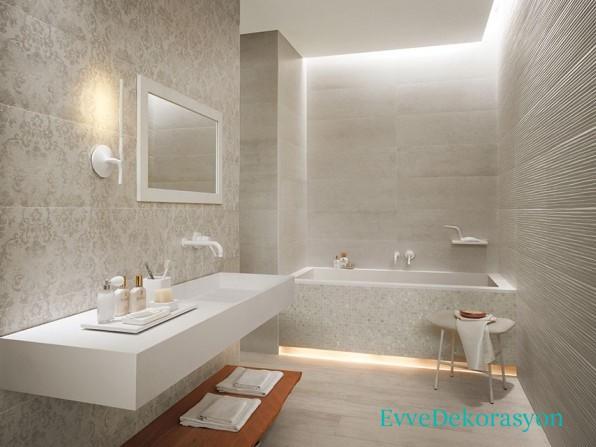 Krem rengi banyo