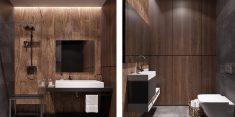 Küçük Evde Keyifli Bir Banyo Tasarımı