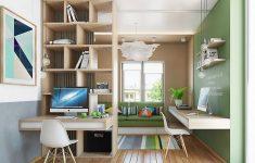 Küçük Evlerde Home Office Fikirleri