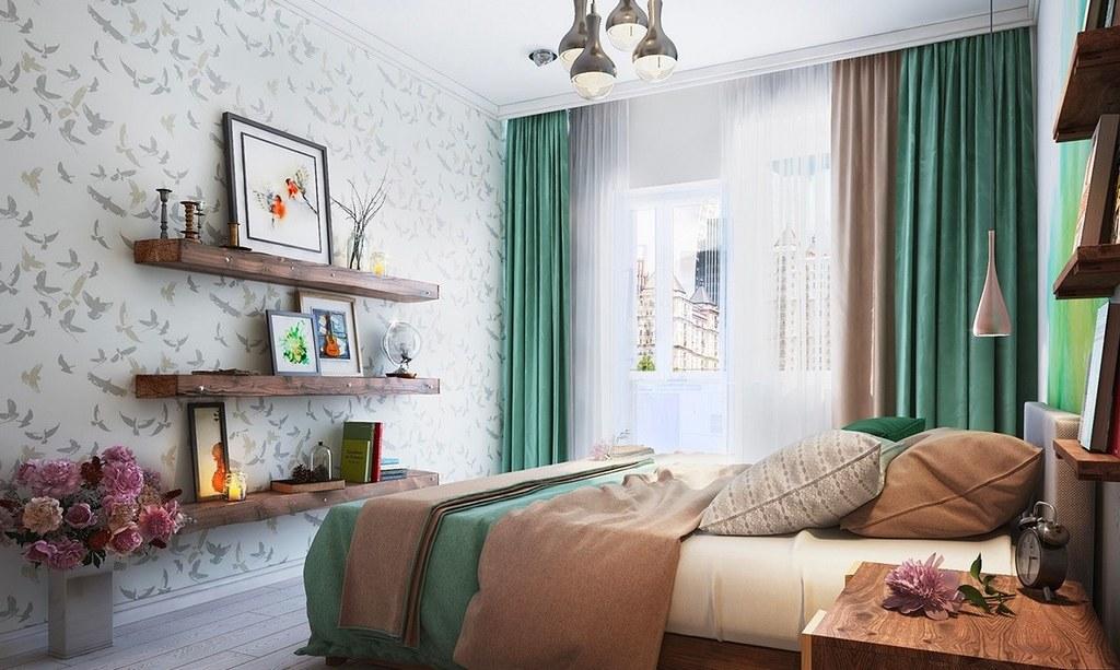 Dar Yatak Odası Dekorasyonu - Ev Dekorasyonu
