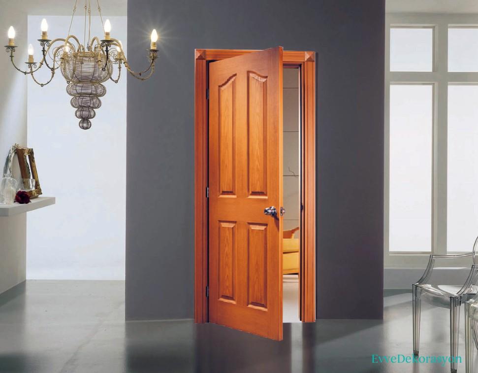 Mdf oyma kapı
