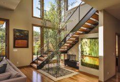 Ev kullanımı için merdiven tasarımları