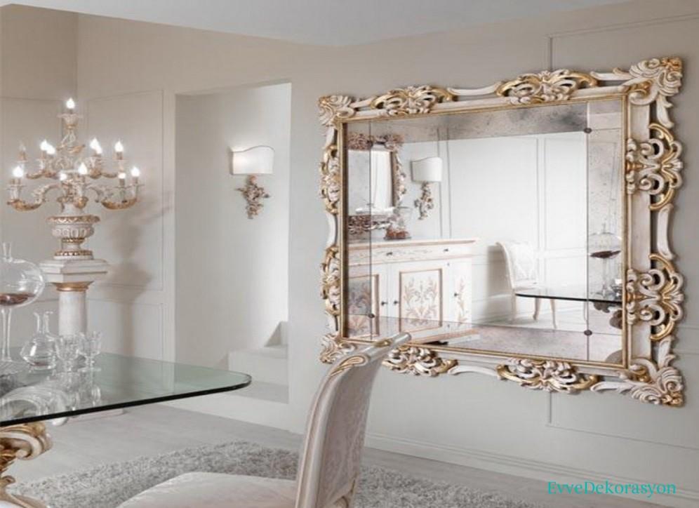 Aynalarda yer seçimi ve özellikleri