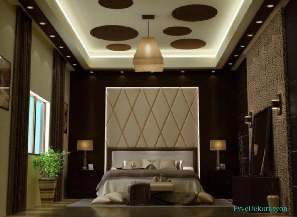 Modern tavan tasarımı