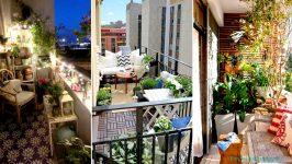 Balkon Koltuk Modelleri & Stil
