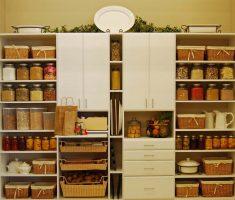Kullanışlı Mutfak Kiler Modelleri