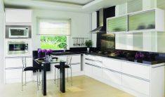 Beyaz Şık Mutfak Modelleri
