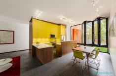 Mutfak dolapları renk seçimi