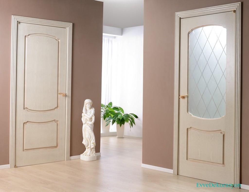 Neoplan ev iç kapısı