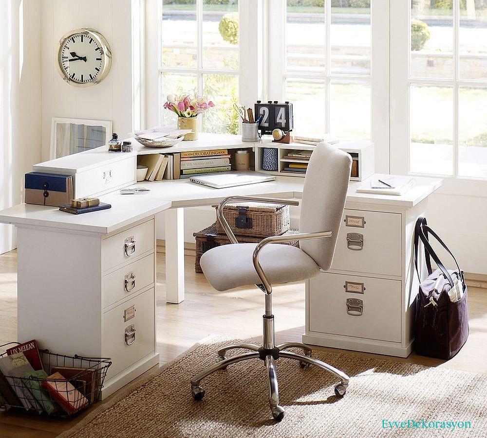 Beyaz Ofis Modeli