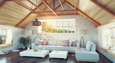 Çatı Dekorasyonu Ve Modelleri