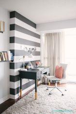 Ofis siyah beyaz model