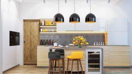 Sarı Mutfak Modelleri İle Farklılık Yaratın